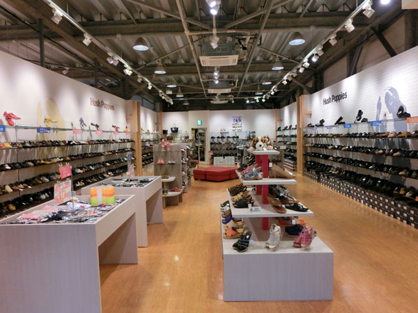 Hush Puppies Outlet Makuhari Store Shoe